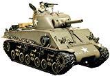 [ おもちゃ&ホビー ] タミヤ 1/16 ラジオコントロールタンクシリーズ No.13 M4シャーマン (105mm榴弾砲搭載型) フルオペレーションセット (2チャンネルプロポ、バッテリー、充電器付き) 56013 価格: : 75384円 Amazon価格: : 61885円 (17% Off) 発売日: : 2001-06-28 発売元: : タミヤ 発送状況: : 在庫あり。