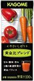 [ 食品&飲料 ] やさいしぼり 黄金比ブレンド 200ml×24本 発売日: : 2009-03-10 発売元: : カゴメ