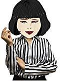 [  ] 【忘年会】 衣装 コスプレ ブルゾン ちえみ 仮装 大人 【フルセット】(レディース フリーサイズ) 発売元: : CPSHOP